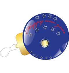 christmas decoration - vector image