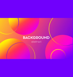 abstract background colorful gradient vector image