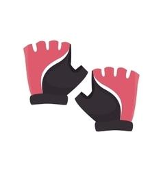 gloves sport equipment vector image