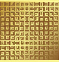 Seamless vintage pattern ethnic textured vector
