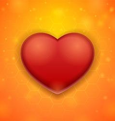 Volumetric heart vector