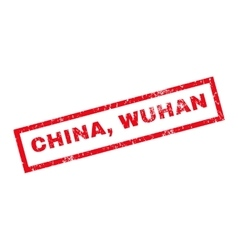 China Wuhan Rubber Stamp vector