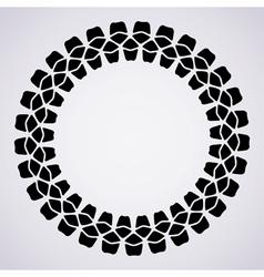 tire print vector image