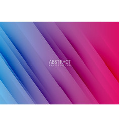 Abstract gradient color background design vector