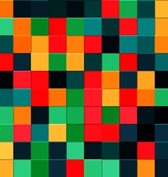 Abstract squares background EPS10 vector