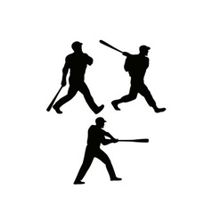 Baseball Bat Retro vector