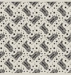 Happy birthday pattern background vector