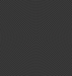 Perforated Rubber Background vector image