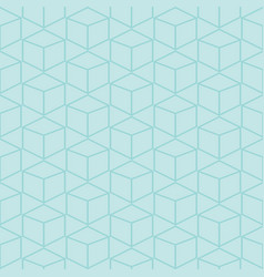 Rectangular line repeating seamless pattern style vector