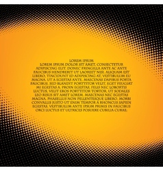 Announcement vector