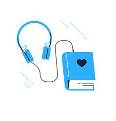 Audiobooks vector