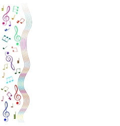 Treble clef for your design A vector image