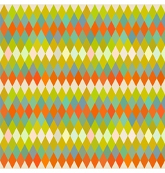 Abstract seamless pattern Modern flat style vector image