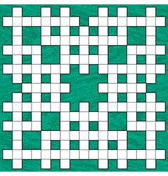 Crossword vector image