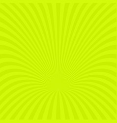 Curved stripe background - from rays vector
