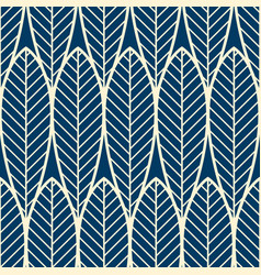 Abstract minimalistic seamless pattern vector