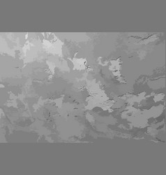 Grey background with a texture plaster vector