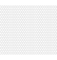 Honey comb seamless pattern vector
