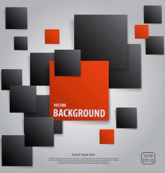 blocks background vector image