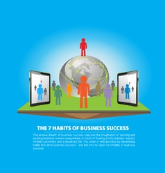 Business Success vector
