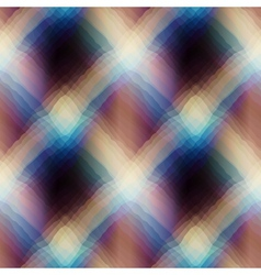 Diagonal abstract plaid vector image