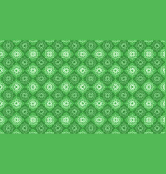 Green vintage ornament background decorative vector