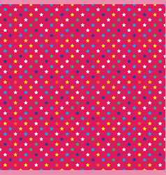 Kid s colorful seamless pattern cute pattern vector