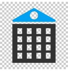 Multi-Storey House Icon vector