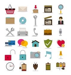 Symbols design vector