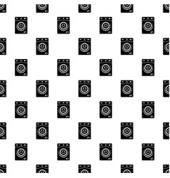 Washer pattern seamless vector