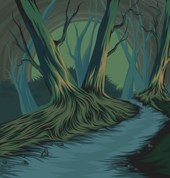 Forest vector