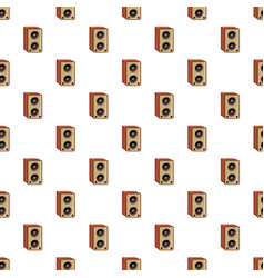 Sound speaker pattern vector