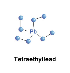 Tetraethyllead is an organolead compound vector