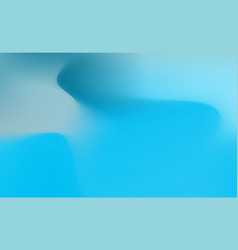 abstract blue holographic background in pastel vector image