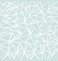 abstract light blue or gray geometric and vector image