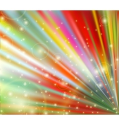 Abstract Multicolored Background vector image