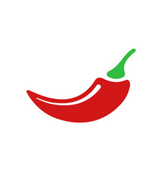 red hot chili peppers symbol and sign vector image