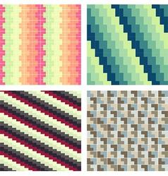 Geometry pattern vector image