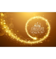 Christmas Stars vector
