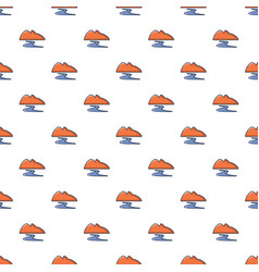 Coal dump pattern seamless vector