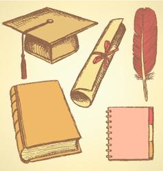 Education vector