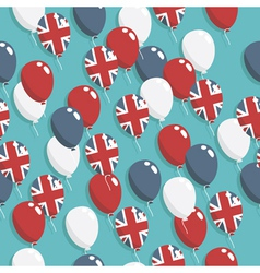 british balloons vector image vector image