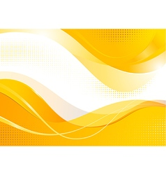 Gold composition vector image