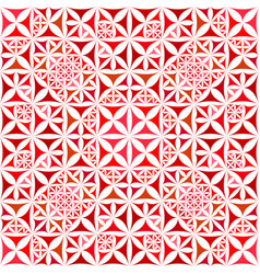 Red seamless abstract curved triangle vector