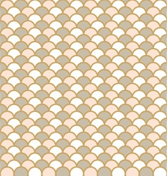 Circles Background Pattern vector image vector image