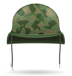 Military helmets 04 vector