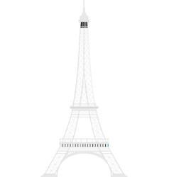 Eiffel tower eps 10 vector