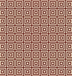 Yellow square on a bordo background endless east vector