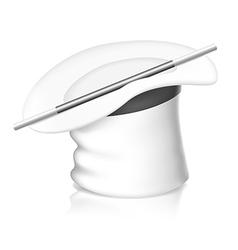 Magic Hat vector image