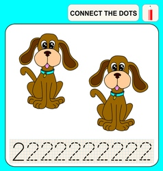 0915 12 connect the dots v vector